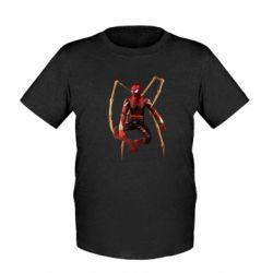 Дитяча футболка Iron man spider
