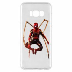 Чохол для Samsung S8 Iron man spider