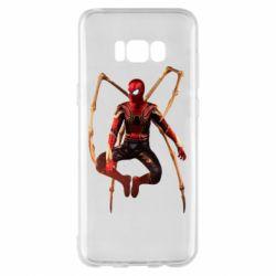Чохол для Samsung S8+ Iron man spider