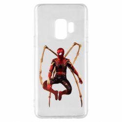 Чохол для Samsung S9 Iron man spider