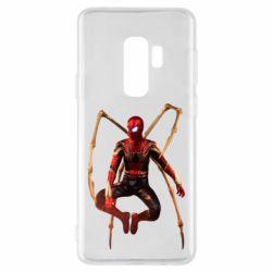Чохол для Samsung S9+ Iron man spider