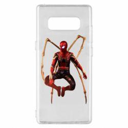 Чохол для Samsung Note 8 Iron man spider