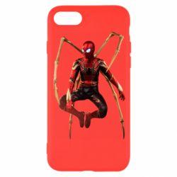 Чохол для iPhone 8 Iron man spider
