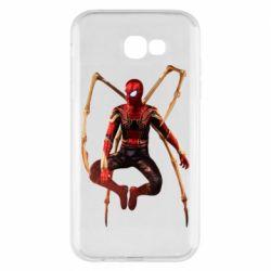 Чохол для Samsung A7 2017 Iron man spider