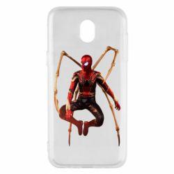 Чохол для Samsung J5 2017 Iron man spider
