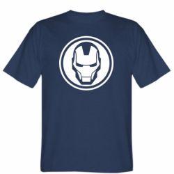 Чоловіча футболка Iron man symbol