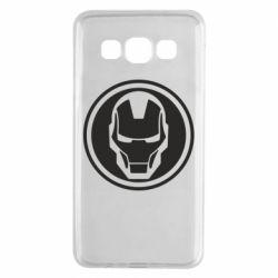 Чохол для Samsung A3 2015 Iron man symbol