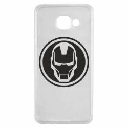Чохол для Samsung A3 2016 Iron man symbol