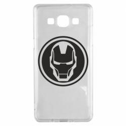 Чохол для Samsung A5 2015 Iron man symbol