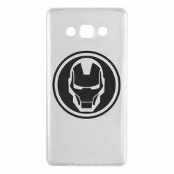 Чохол для Samsung A7 2015 Iron man symbol