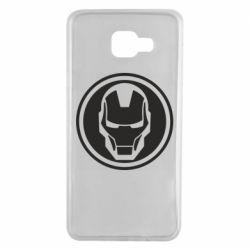 Чохол для Samsung A7 2016 Iron man symbol