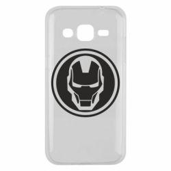 Чохол для Samsung J2 2015 Iron man symbol