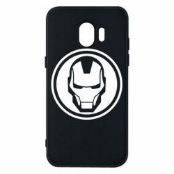 Чохол для Samsung J2 2018 Iron man symbol