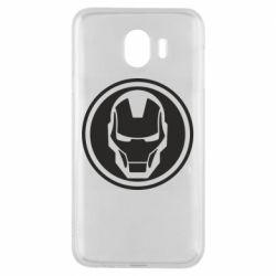 Чохол для Samsung J4 Iron man symbol