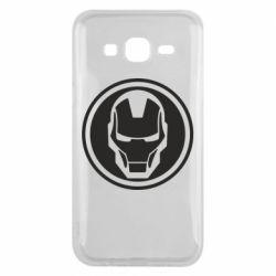Чохол для Samsung J5 2015 Iron man symbol