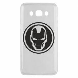 Чохол для Samsung J5 2016 Iron man symbol