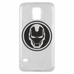 Чохол для Samsung S5 Iron man symbol