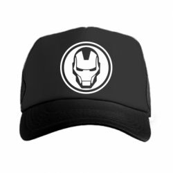 Кепка-тракер Iron man symbol