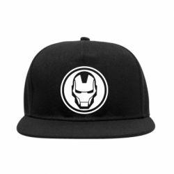 Снепбек Iron man symbol