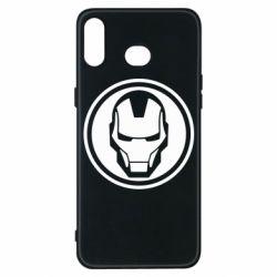 Чохол для Samsung A6s Iron man symbol