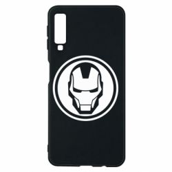 Чохол для Samsung A7 2018 Iron man symbol