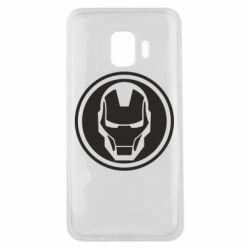 Чохол для Samsung J2 Core Iron man symbol