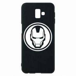 Чохол для Samsung J6 Plus 2018 Iron man symbol