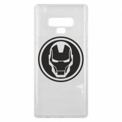 Чохол для Samsung Note 9 Iron man symbol