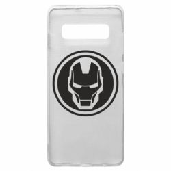 Чохол для Samsung S10+ Iron man symbol