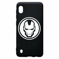 Чохол для Samsung A10 Iron man symbol
