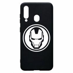Чохол для Samsung A60 Iron man symbol