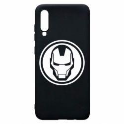 Чохол для Samsung A70 Iron man symbol