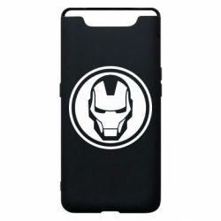Чохол для Samsung A80 Iron man symbol
