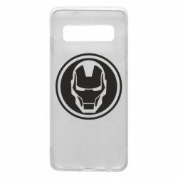 Чохол для Samsung S10 Iron man symbol