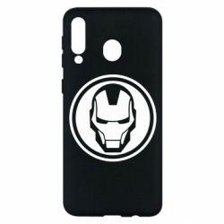 Чохол для Samsung M30 Iron man symbol