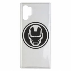 Чохол для Samsung Note 10 Plus Iron man symbol