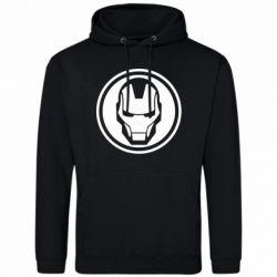 Чоловіча толстовка Iron man symbol