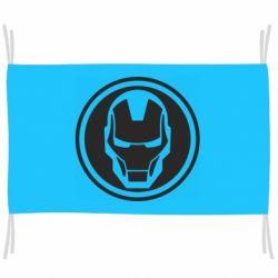 Прапор Iron man symbol