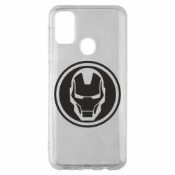 Чохол для Samsung M30s Iron man symbol
