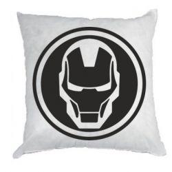 Подушка Iron man symbol