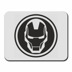 Килимок для миші Iron man symbol