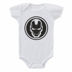 Дитячий бодік Iron man symbol