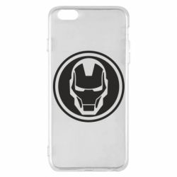 Чохол для iPhone 6 Plus/6S Plus Iron man symbol