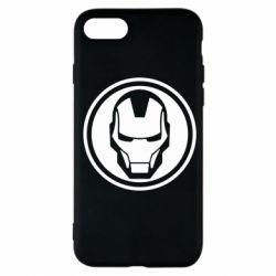 Чохол для iPhone 7 Iron man symbol