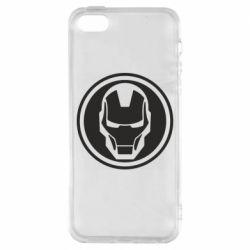 Чохол для iphone 5/5S/SE Iron man symbol