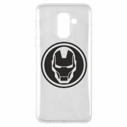 Чохол для Samsung A6+ 2018 Iron man symbol