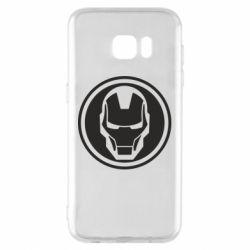 Чохол для Samsung S7 EDGE Iron man symbol