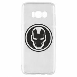 Чохол для Samsung S8 Iron man symbol