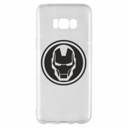 Чохол для Samsung S8+ Iron man symbol