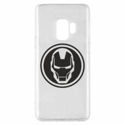 Чохол для Samsung S9 Iron man symbol